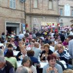 Graanfeest in Petritoli | Vakantiewoning Casa Cipresse