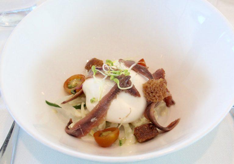 Burrata ansjovis | Vakantiewoning Casa Cipresse