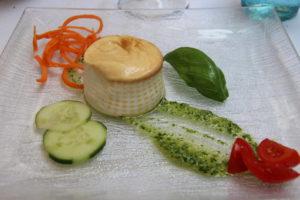 Gerookte mozzarella | Vakantiewoning Casa Cipresse
