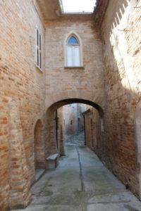Casa Cipresse - Oude straatjes met doorkijkjes
