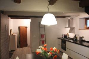 Eetkeuken | Vakantiewoning Casa Cipresse