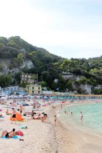 Mooie baai | Vakantiewoning Casa Cipresse