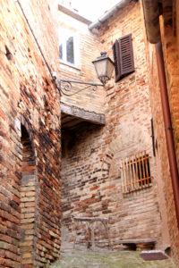 Huizen met verbindingsdoorgang | Vakantiewoning Casa Cipresse