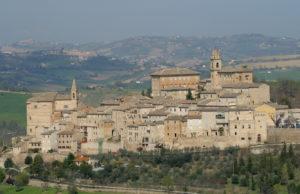 Montottone dorp | Vakantiewoning Casa Cipresse