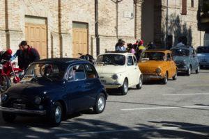 Fiat tour in Montelparo | Vakantiewoning Casa Cipresse