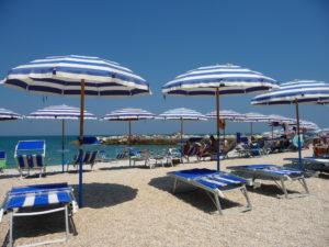 Strand van Sirolo | Vakantiewoning Casa Cipresse