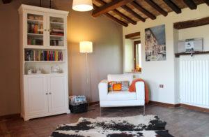 Leeshoek | Vakantiewoning Casa Cipresse